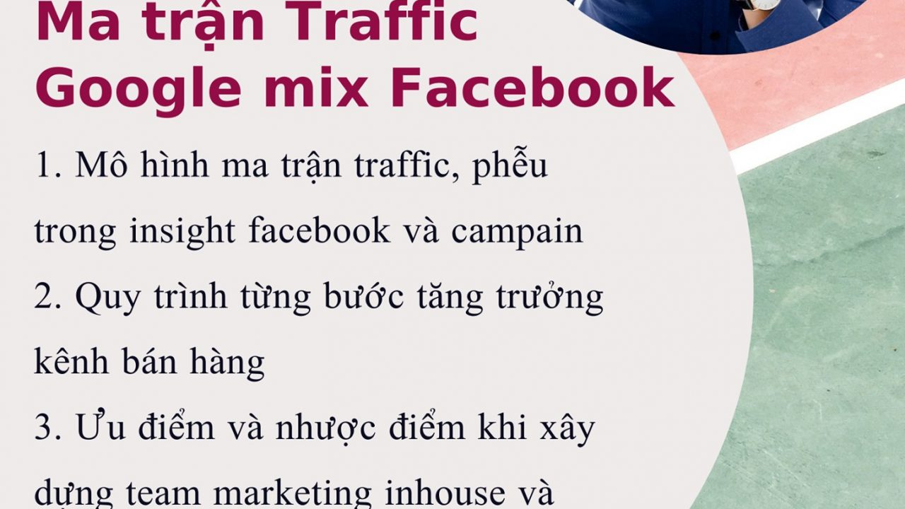 Cafe Talk Hn 24 10 Ma Trận Traffic Google Mix Facebook