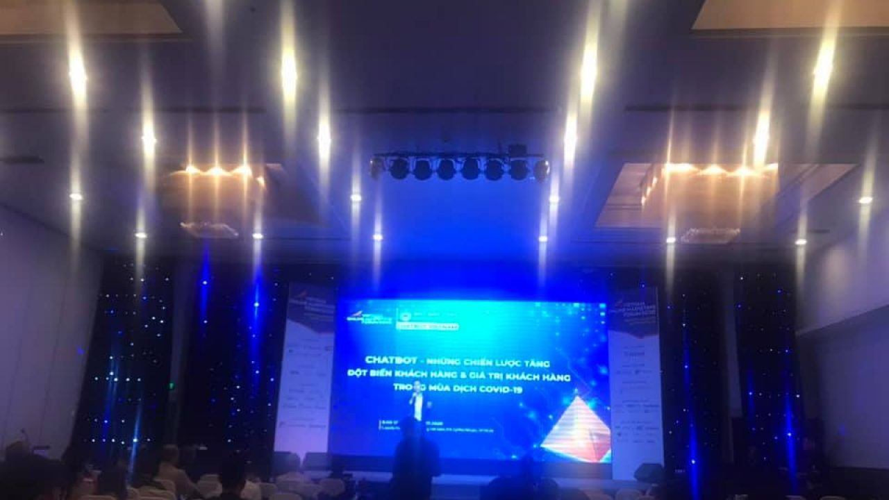 Dien Dan Tiep Thi Truc Tuyen Vietnam Online Marketing Forum 2020
